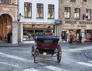 Brujas, Bélgica