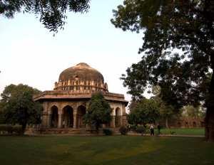 Nueva Delhi (Jardines Lodi)