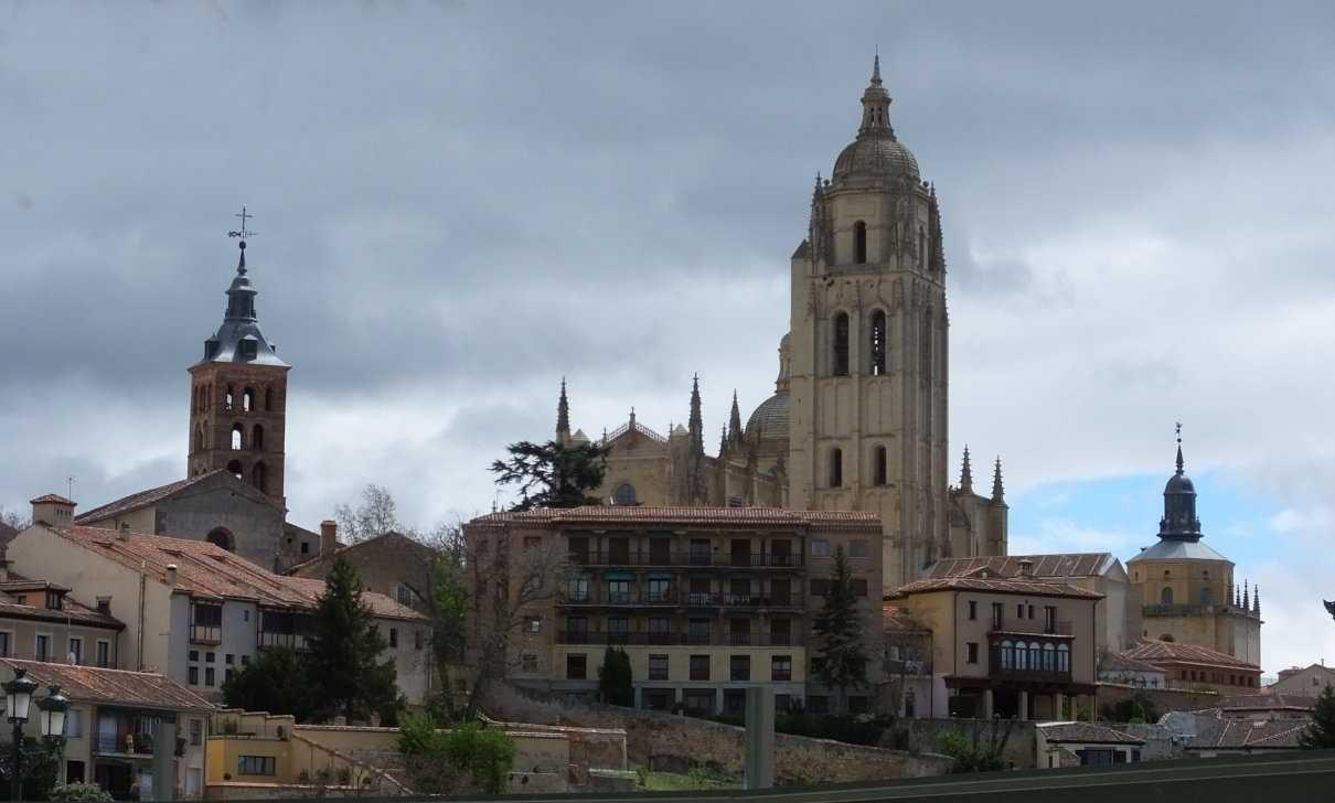 Viajar a Segovia, turismo