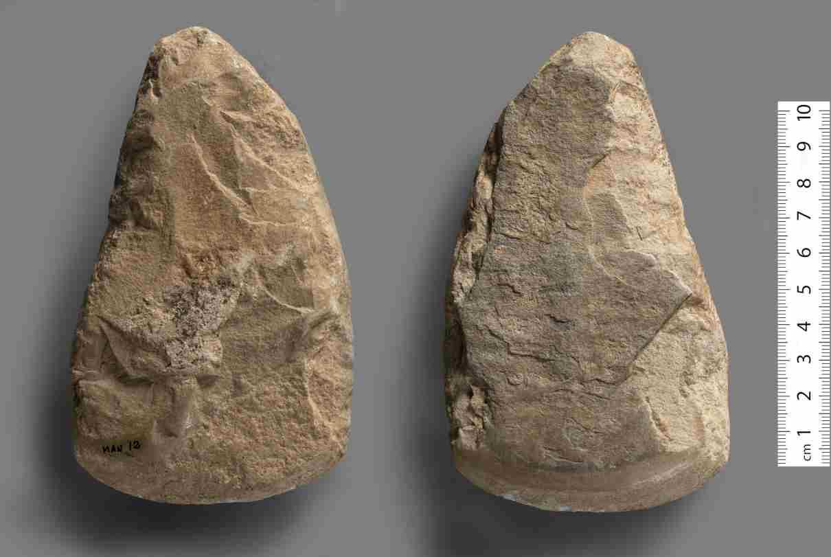 Primeros utensilios de la prehistoria