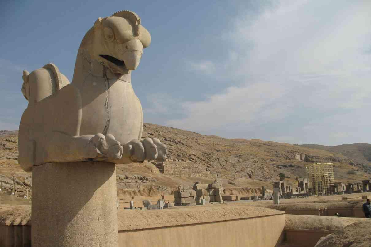Imperio Persa, Persépolis