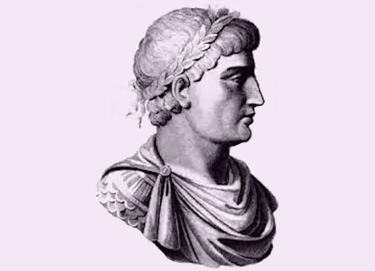 Teodosio, fundador Imperio bizantino de oriente