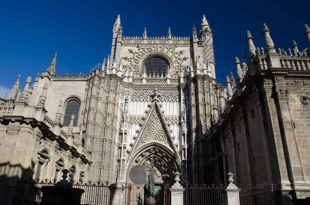 Edad Media en España (catedral de Sevilla)